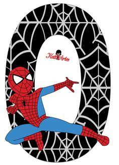 free-printable-spiderman-alphabet-016.PNG (793×1096)