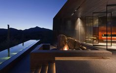 Galeria de Desert Courtyard House / Wendell Burnette Architects - 10