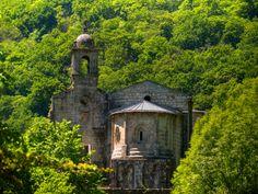 Mosteiro de Caaveiro, Fragas do Eume (A Coruña)