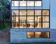 Bouldin Creek Residence Restructure Studio (20)