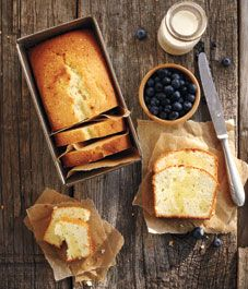 Lemon Poppy Seed Loaf - A refreshingly light and lovely Meyer lemon delight to enjoy on a rainy (or sunny) almost-spring day.
