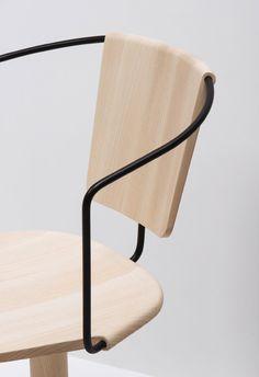 MC9 Uncino A/B/C Chair – Mattiazzi