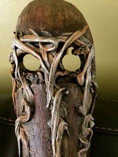 HF member's mask using liquid nails. Halloween Creatures, Liquid Nails, Black Death, Skull, Nail Art, Nail Arts, Nail Art Designs, Skulls, Sugar Skull