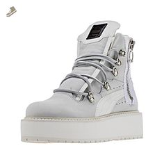 Puma x Fenty By Rihanna Women SB Boot (white) - Puma sneakers for women 0b6784744