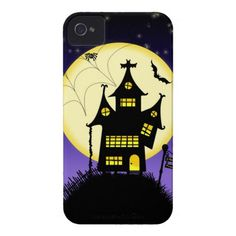 Complete your Halloween look with this stylish iPhone case!