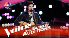 """"""" You are all I hope for , in other words please be true ...""""The Voice 2015 Blind Audition - Paul Pfau: Fly Me to the Moon"""""""