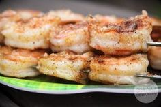 Copycat Outback Steakhouse Shrimp on the Barbie