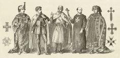 A incrível história de como os cavaleiros templários 'inventaram' os bancos