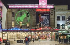 Bristol Hippodrome: 'If a show is big in London, our audiences expect to see it here'