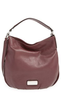 MARC BY MARC JACOBS 'New Q Hillier' Hobo available at #Nordstrom