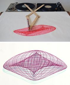 Drawing apparatus by Robert Howsare