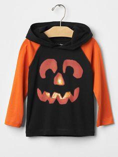 Jack-o-lantern hoodie Product Image