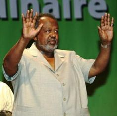 Djibouti President Gelle Pull-through an Assassination by the GR