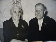 Meine Großeltern Anna und Heinrich Fritsch