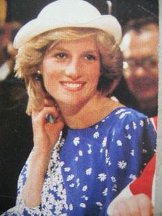 June 30, 1983: Princess Diana accompanied Prince Charles to a Degree Ceremony where Prince Charles receives an honorary Doctor of Law Degree at the University of Alberta. (Day 17)