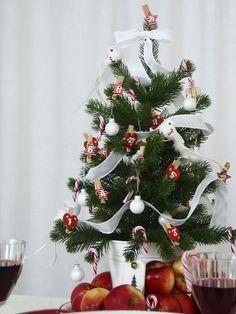 Joulukuusi koristeluidea