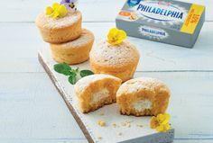 Prepara todas nuestras recetas de postres como los Muffin de elote para después de comer o para tus eventos y mesas de postres.