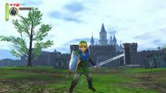 : Hyrule Warriors será um novo e diferente Zelda para Wii U Super Smash Bros, Wii U, Hyrule Warriors Link, Zelda Skyward, Skyward Sword, Nintendo, Mario Kart 8, My Little Baby, Twilight Princess