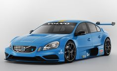 Volvo and Polestar release new S60 TTA touring car