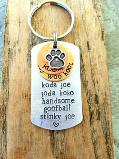Hey, I found this really awesome Etsy listing at https://www.etsy.com/listing/385231538/hand-stamped-pet-memorial-gift