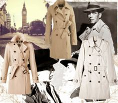 Black Carousel: Do You Know The History Of Trenchcoats?