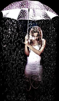 "Photo ""Rain "" by Soli Art"