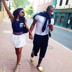 Gabrielle Union & DwayneWade