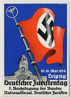LEIPZIG - NAT.SOZ. DEUTSCHER JURISTENTAG 1936,