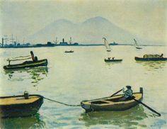 Albert Marquet - Le Vésuve (1909)