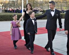 Los nietos de la reina Margarita de Dinamarca también celebran su cumpleaños - Foto 1