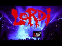 Performance by Lordi (Finland) at the Moto Open Fest 2017 in Kiev.  #Lordi #rock #music