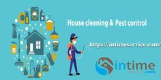 House Cleaning Services, Pest Control, Clean House, Good Things, Bed Bugs Treatment