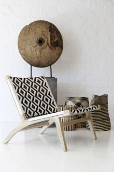 Contrasting Home Decor At Weylandts - AphroChic | Modern Global Interior Decorating