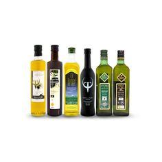 Pack Degustación Familiar, 6 Botellas de 750 ml (1 botella de cada marca) còmpralo en eaceite.com y Disfruta utilizando el AOVE perfecto en cada plato ;)