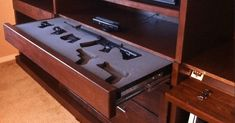 10 Cool Secret Gun Cabinets for Your Home [PICS] - Wide Open Spaces