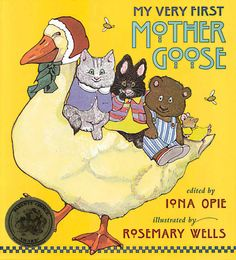 To a small child, words are magical. And the most magical of all are the beloved, venerable words of Mother Goose. Now folklorist Iona Opie has gathered more than sixty treasured rhymes in their most perfect, honest form. HC 9781564026200 / Ages 2+