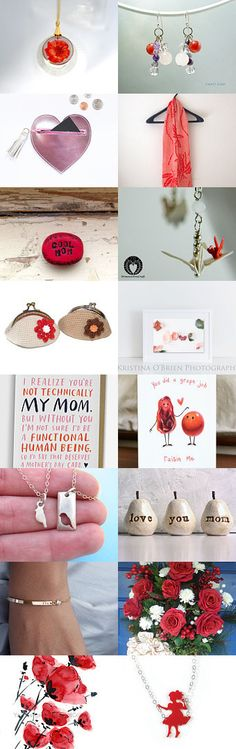 Mother's Day Gift Idea 3 by Kimie Sagisaka on Etsy--Pinned with TreasuryPin.com