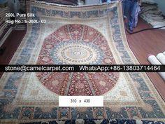 260L(470kpsi) silk on silk Persian rug  #carpet#rug#persiancarpet#persianrug