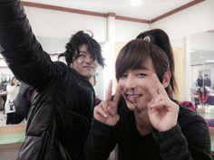Jo Jin Mo & Jin Yi Han BTS Empress Ki