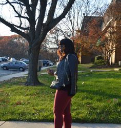 Fashion of Philly: #FashionFriday: Nice Day in December