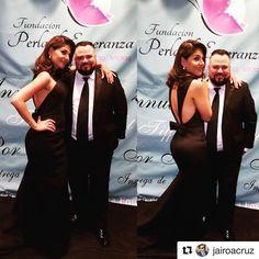 """11 Likes, 1 Comments - Perla Esperanza Foundation 👸 (@perlaesperanzafoundation) on Instagram: """"#Repost @jairoacruz (@get_repost) una de las parejas más elegante de la noche ・・・ #TiffanyNight…"""""""