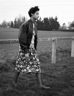 Damaris Goddrie by Ward Ivan Rafik for Muse Magazine Spring Summer 2016