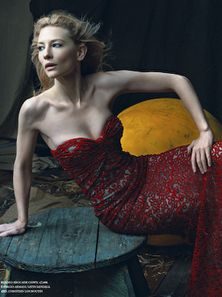 Cate Blanchett by Norman Jean Roy Norman Jean Roy, Cate Blanchett, Lady In Red, Dress To Impress, Style Icons, Nice Dresses, Awesome Dresses, Editorial Fashion, Strapless Dress Formal