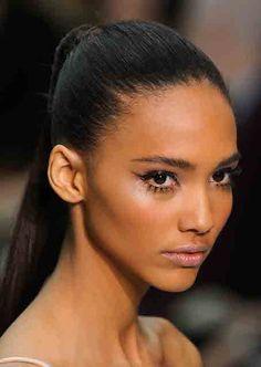 French model, Cora Emmanuel...
