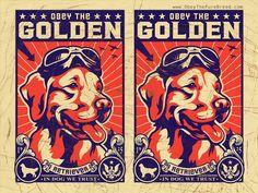 Golden Retriever Revolution