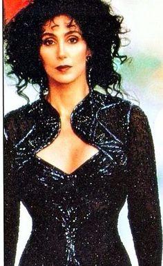 Cher on Pinterest | Bob Mackie, 1970s and Cher Bono