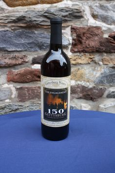 "The Engagement - Official ""150th Gettysburg"" Wine  - A crowd pleasing semi-sweet rosé. - Adams County Winery"