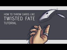 In this video I show you the method behind throwing playing cards. Growing up, Gambit was always my favorite X-men, so I would practice throwing cards in my ...