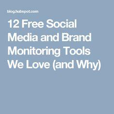 12 Free Social Media...