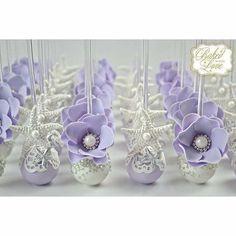 Wedding Cake Cookies, Wedding Cake Pops, Elegant Wedding Cakes, Purple Cake Pops, Purple Cookies, Pretty Cakes, Cute Cakes, Beautiful Cakes, Elegant Cake Pops
